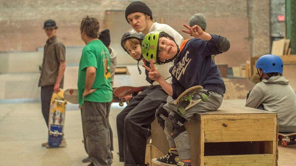 Skateboard Classes