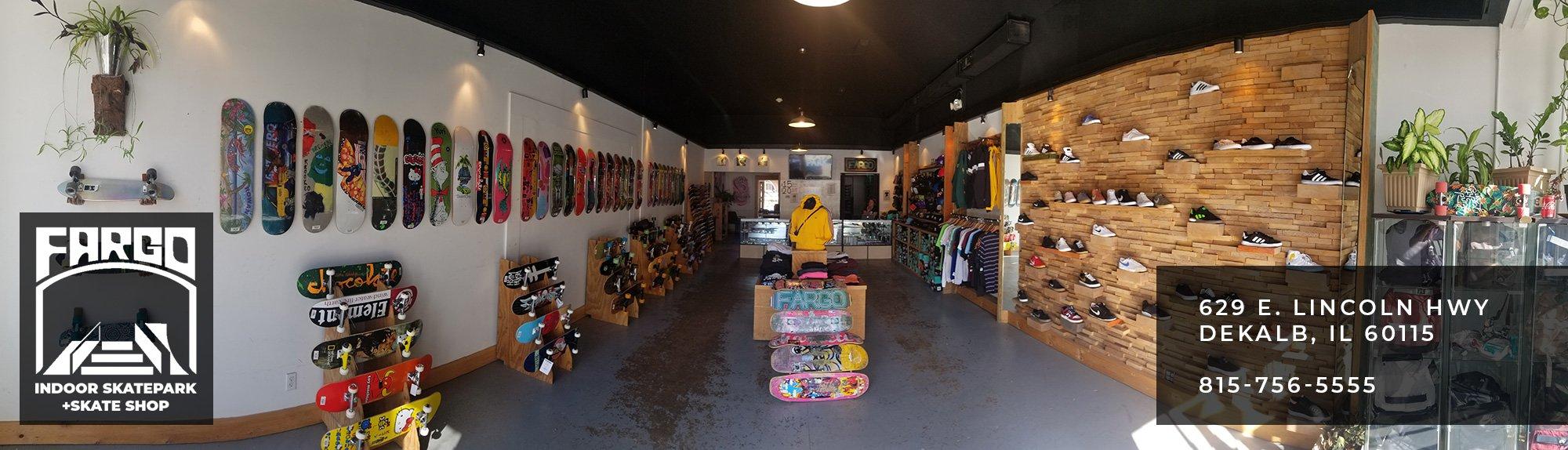 Fargo Skate Shop